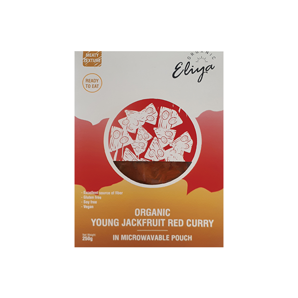 Young Jackfruit Red Curry