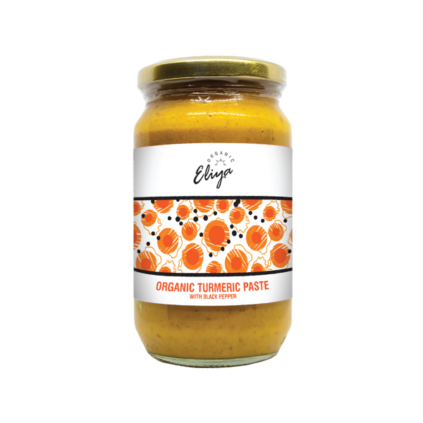 Turmeric Paste with Black Pepper